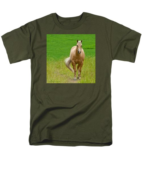 In The Meadow Men's T-Shirt  (Regular Fit) by Torbjorn Swenelius