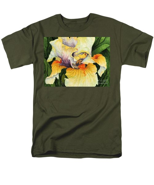 Men's T-Shirt  (Regular Fit) featuring the painting Inner Beauty by Barbara Jewell