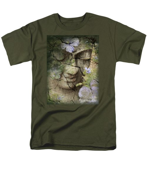 Inner Tranquility Men's T-Shirt  (Regular Fit) by Christopher Beikmann