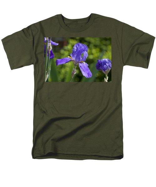 Iris 4 Men's T-Shirt  (Regular Fit)