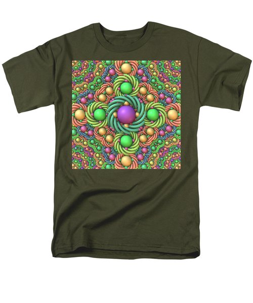 Just In Time For Easter Men's T-Shirt  (Regular Fit) by Lyle Hatch