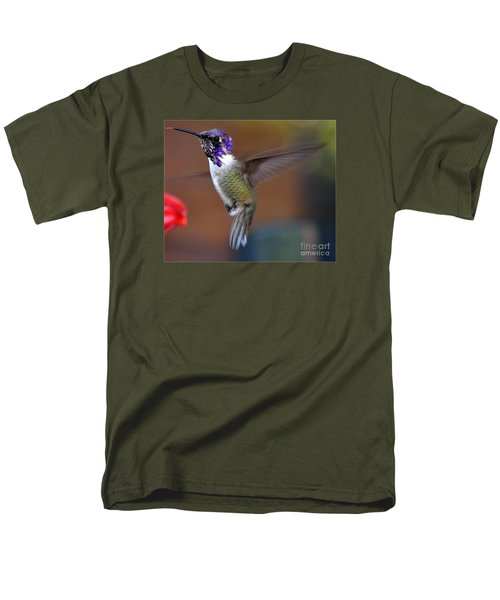Men's T-Shirt  (Regular Fit) featuring the photograph Juvenile Male Costa by Jay Milo
