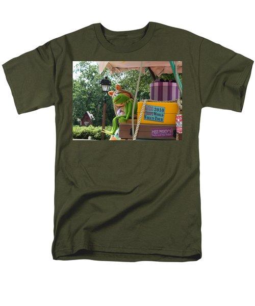 Men's T-Shirt  (Regular Fit) featuring the photograph Kermey by David Nicholls