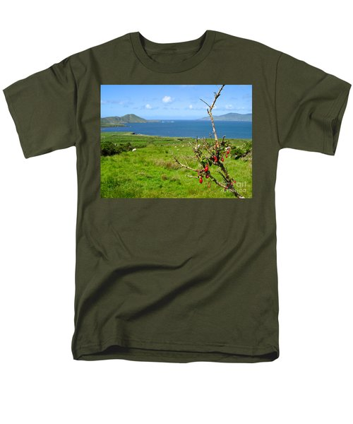 Men's T-Shirt  (Regular Fit) featuring the photograph Kerry Me Away by Suzanne Oesterling