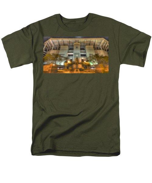 Kyle Field Men's T-Shirt  (Regular Fit) by David Morefield