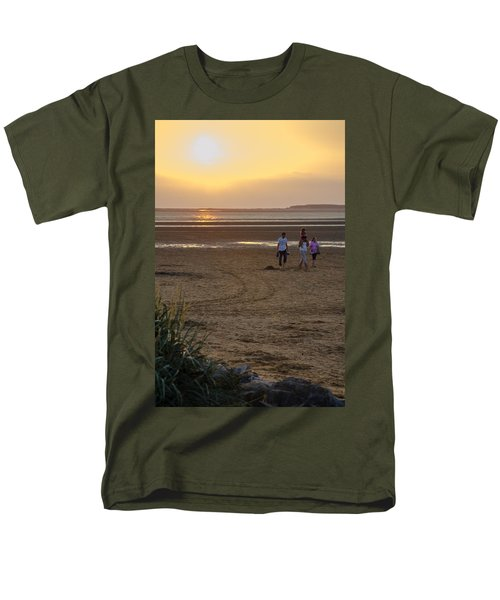 Last Colourful Days Of Summer Men's T-Shirt  (Regular Fit) by Spikey Mouse Photography
