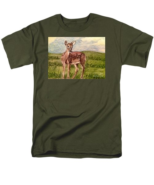 Listening To The Creator's Voice Men's T-Shirt  (Regular Fit) by Kimberlee Baxter