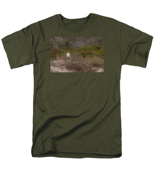 Men's T-Shirt  (Regular Fit) featuring the photograph Little Talbot Snowbird by Paul Rebmann