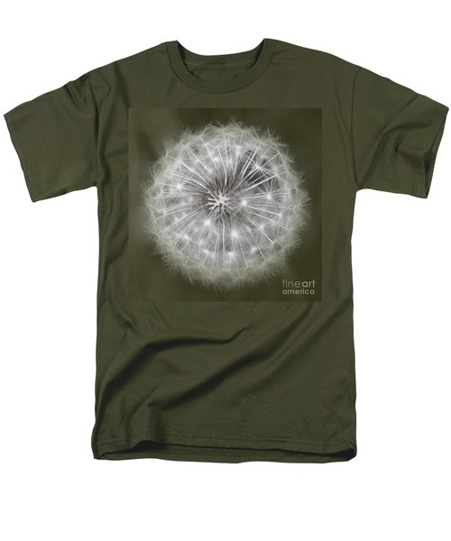 Men's T-Shirt  (Regular Fit) featuring the photograph Make A Wish by Peggy Hughes