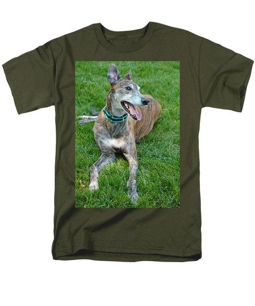 Men's T-Shirt  (Regular Fit) featuring the photograph Maverick by Lisa Phillips