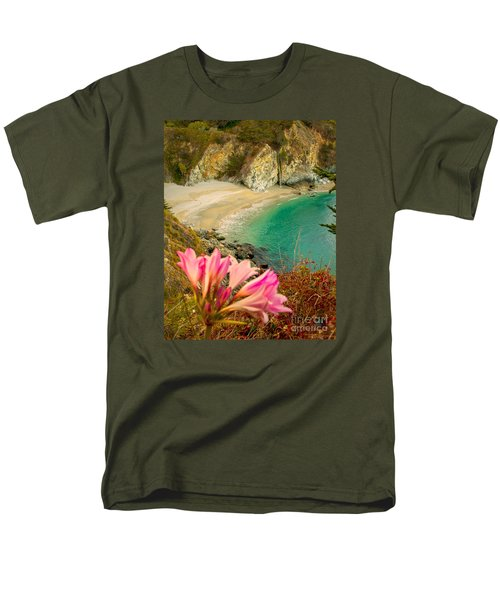 Mcway Falls-3am Adventure Men's T-Shirt  (Regular Fit) by David Millenheft