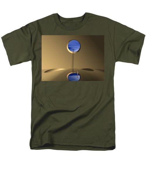 Mind Well Men's T-Shirt  (Regular Fit)