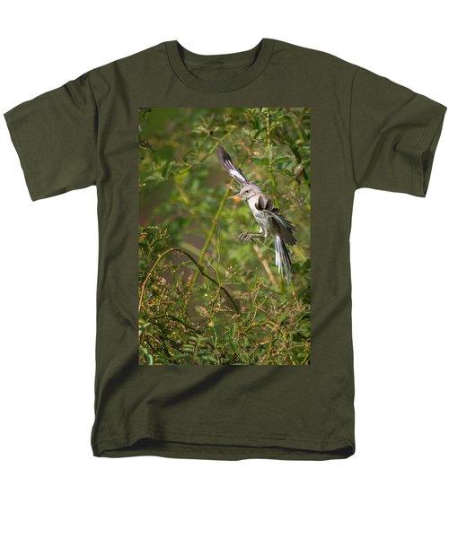Mockingbird Men's T-Shirt  (Regular Fit) by Bill Wakeley
