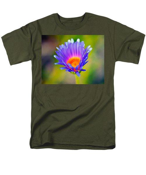 Mojave Aster Men's T-Shirt  (Regular Fit) by Joe Schofield
