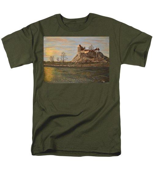 Moments Men's T-Shirt  (Regular Fit) by Felicia Tica