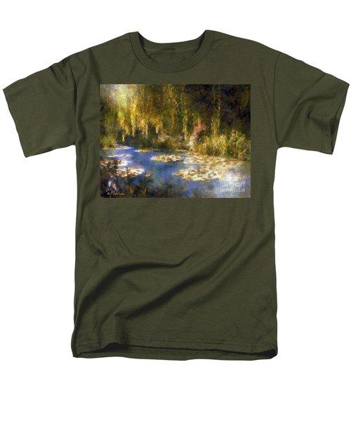 Monet After Midnight Men's T-Shirt  (Regular Fit) by RC deWinter