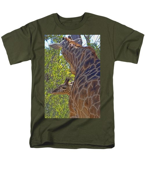 Men's T-Shirt  (Regular Fit) featuring the photograph Mooom Im Bored by Gary Holmes