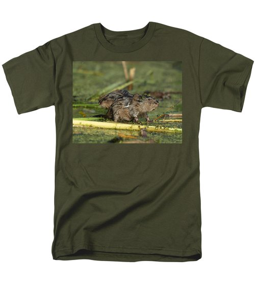 Men's T-Shirt  (Regular Fit) featuring the photograph Munchkins by James Peterson