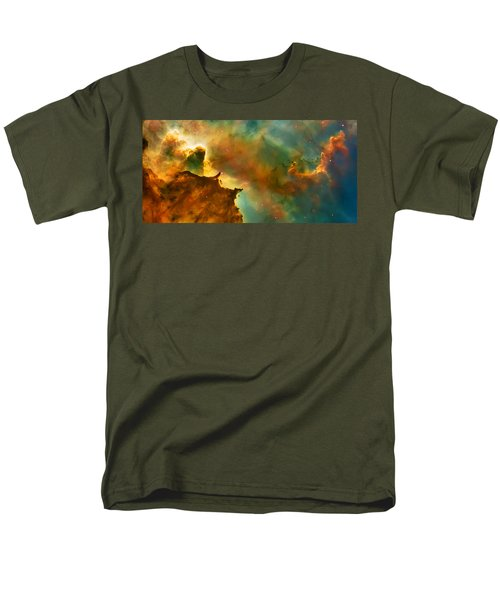 Nebula Cloud Men's T-Shirt  (Regular Fit) by Jennifer Rondinelli Reilly - Fine Art Photography