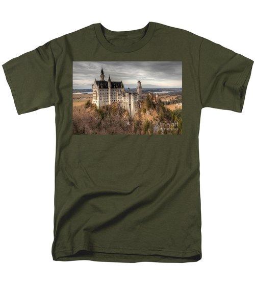 Neuschwanstein Castle Men's T-Shirt  (Regular Fit)
