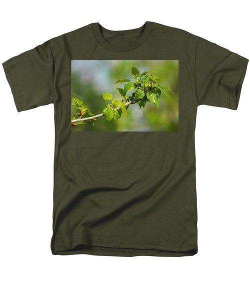 Newborn - Featured 3 Men's T-Shirt  (Regular Fit) by Alexander Senin