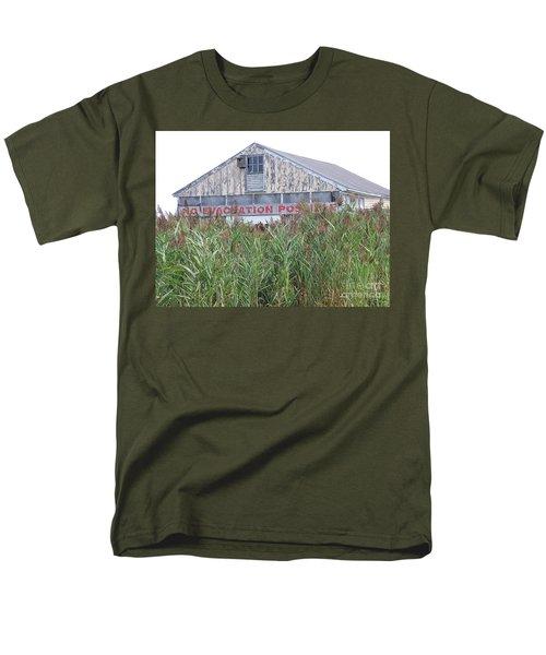 Men's T-Shirt  (Regular Fit) featuring the photograph  Newburyport by Eunice Miller