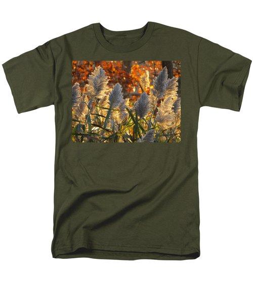 Men's T-Shirt  (Regular Fit) featuring the photograph November Lights by Dianne Cowen