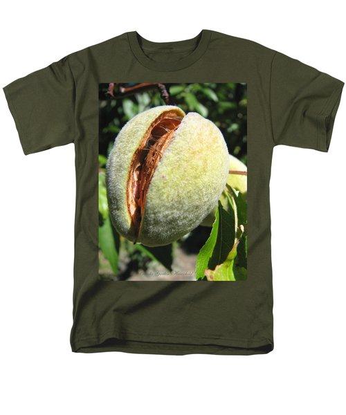 Men's T-Shirt  (Regular Fit) featuring the photograph Nut Case by Brooks Garten Hauschild
