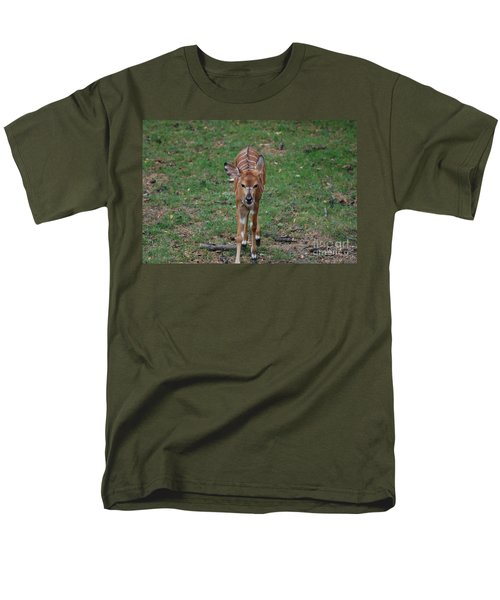 Nyala Men's T-Shirt  (Regular Fit) by DejaVu Designs