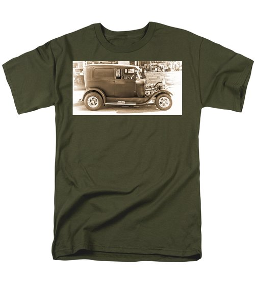 Old Ford Men's T-Shirt  (Regular Fit) by Cathy Anderson