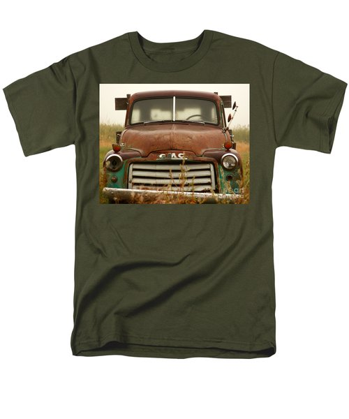 Old Truck Men's T-Shirt  (Regular Fit) by Steven Reed