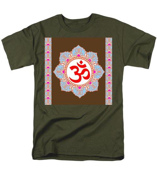 Om Mantra Ommantra Men's T-Shirt  (Regular Fit) by Navin Joshi