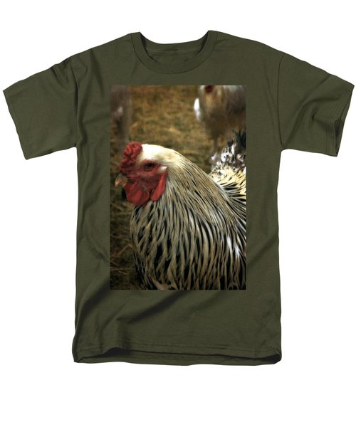 On The Farm Men's T-Shirt  (Regular Fit) by Michelle Calkins