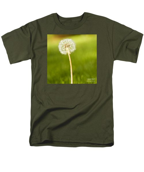One Wish  Men's T-Shirt  (Regular Fit) by Artist and Photographer Laura Wrede