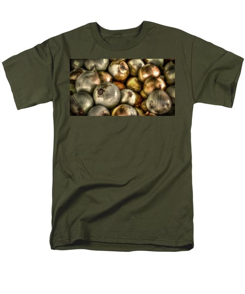 Onions Men's T-Shirt  (Regular Fit) by David Morefield
