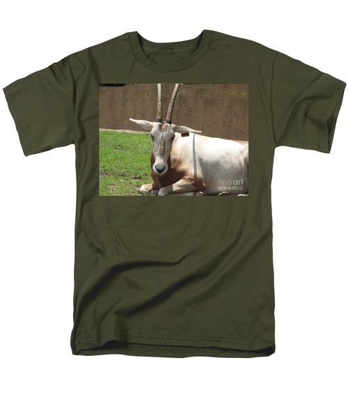 Oryx Men's T-Shirt  (Regular Fit) by DejaVu Designs