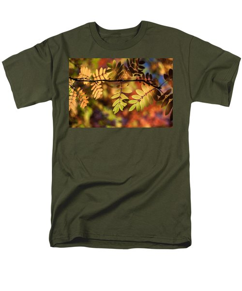 Men's T-Shirt  (Regular Fit) featuring the photograph Paint  by Aaron Aldrich