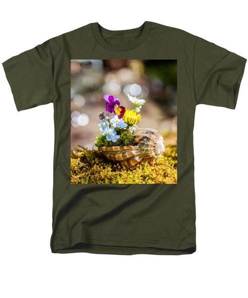 Patterns In Nature Men's T-Shirt  (Regular Fit)