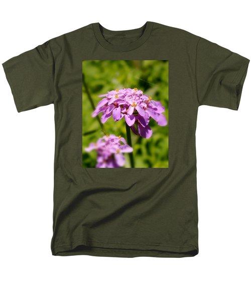 Men's T-Shirt  (Regular Fit) featuring the photograph Petite Parasol by Elizabeth Sullivan