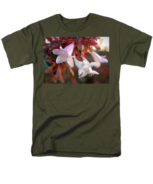 Men's T-Shirt  (Regular Fit) featuring the photograph Pinks by Joseph Skompski