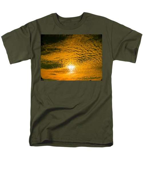 Ripples In The Sky Men's T-Shirt  (Regular Fit) by Nick Kirby