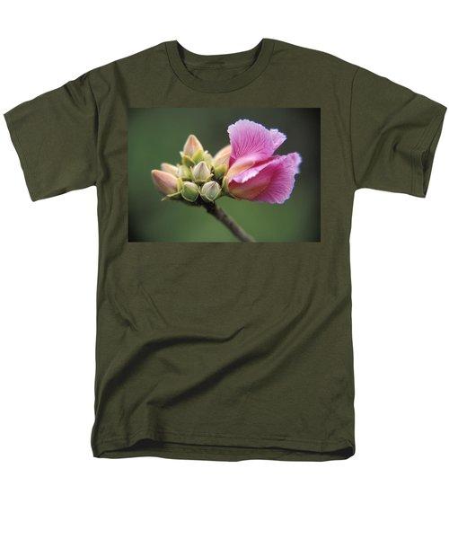 Rosa De Cerrado Men's T-Shirt  (Regular Fit) by Lana Enderle