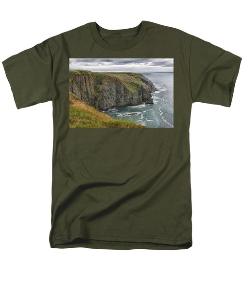 Rugged Landscape Men's T-Shirt  (Regular Fit) by Eunice Gibb