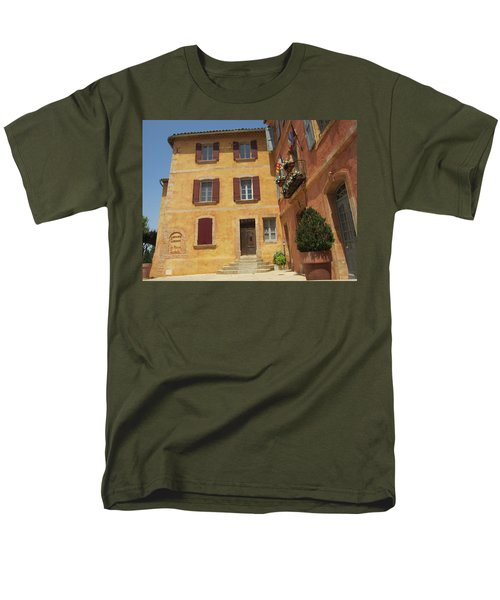 Men's T-Shirt  (Regular Fit) featuring the photograph Rustic Charm by Pema Hou
