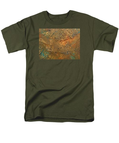 Rusty Day Men's T-Shirt  (Regular Fit) by Alan Casadei