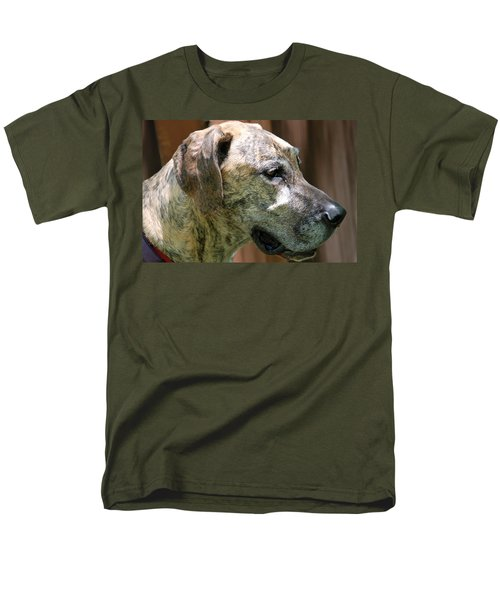 Men's T-Shirt  (Regular Fit) featuring the photograph Sammy by Aimee L Maher Photography and Art Visit ALMGallerydotcom