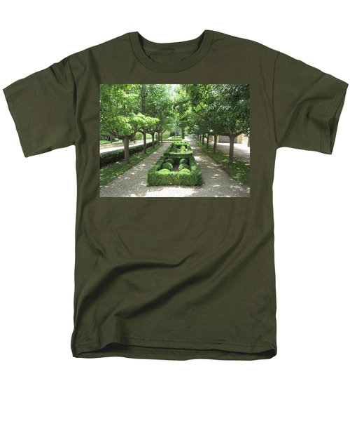 Men's T-Shirt  (Regular Fit) featuring the photograph Sanctuary by Pema Hou