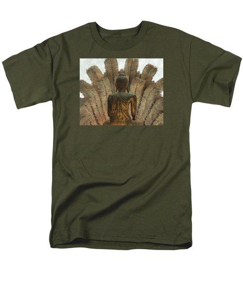 Satori Men's T-Shirt  (Regular Fit) by Paul Ashby