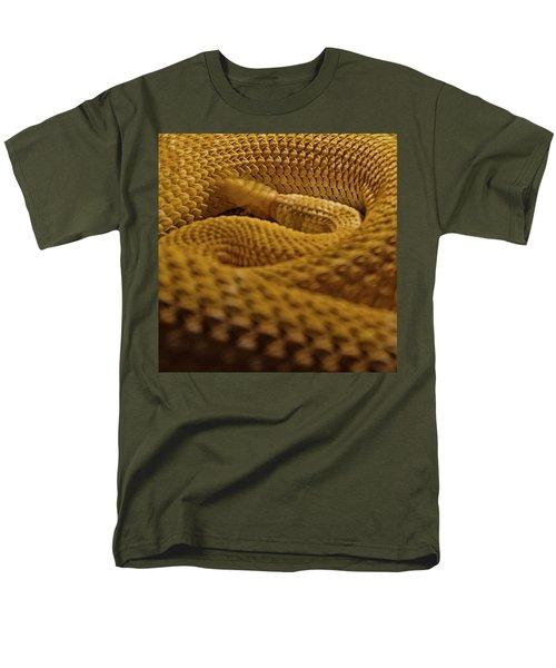 Shake Your Money Maker Men's T-Shirt  (Regular Fit) by Nathan Larson