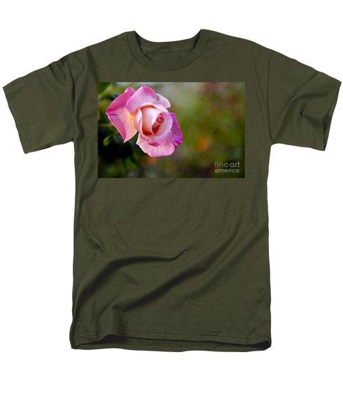 Men's T-Shirt  (Regular Fit) featuring the photograph Short Lived Beauty by David Millenheft